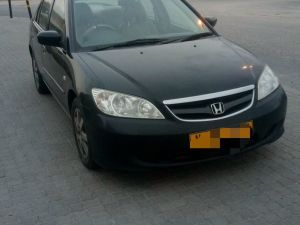 Pre-owned Honda civic for sale in Namibia