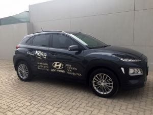 Pre-owned Hyundai Kona for sale in Namibia