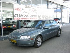Pre-owned Volvo S80 for sale in Namibia