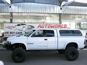 Pre-owned Dodge Ram for sale in Namibia