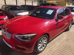 Pre-owned BMW 1 Series for sale in Namibia