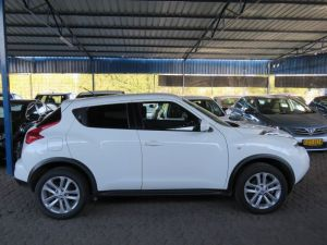 Pre-owned Nissan Juke for sale in Namibia