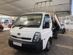 Pre-owned Kia K2700 for sale in Namibia