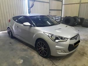 Pre-owned Hyundai Veloster for sale in Namibia