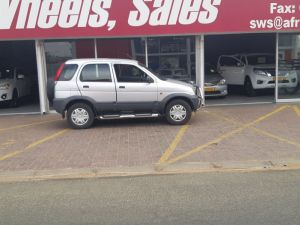 Pre-owned Daihatsu Terios for sale in Namibia