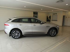 Pre-owned Jaguar F-Pace for sale in Namibia
