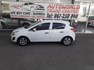 Pre-owned Opel Corsa for sale in Namibia