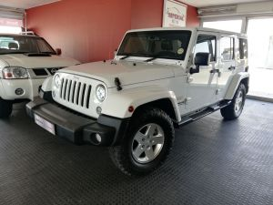 Pre-owned Jeep Wrangler for sale in Namibia