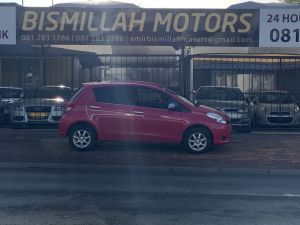 Pre-owned Toyota Vitz for sale in Namibia