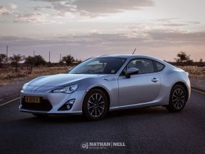 Pre-owned Toyota 86 for sale in Namibia