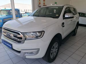 Pre-owned Ford Everest for sale in Namibia
