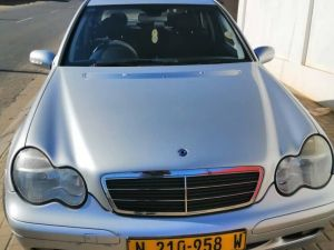 Pre-owned Mercedes-Benz Kompressor  for sale in Namibia