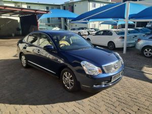 Pre-owned Nissan Sylphy for sale in Namibia