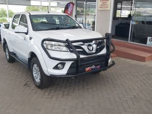 Pre-owned Foton Tunland for sale in Namibia