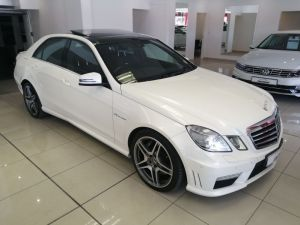 Pre-owned Mercedes-Benz E Class for sale in Namibia