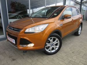 Pre-owned Ford Kuga for sale in Namibia