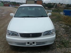 Pre-owned Toyota 1998 for sale in Namibia