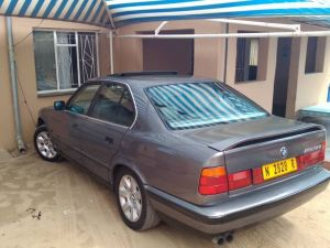 Pre-owned BMW E34 for sale in Namibia