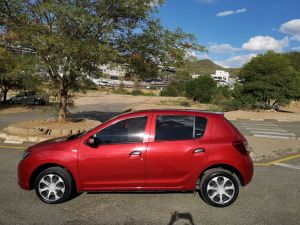 Pre-owned Renault Sandero Turbo for sale in Namibia