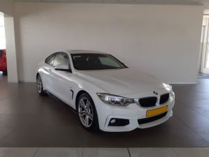 Pre-owned BMW 4 Series for sale in Namibia