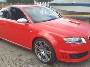 Pre-owned Audi RS4 for sale in Namibia