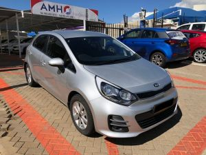 Pre-owned Kia Rio for sale in Namibia