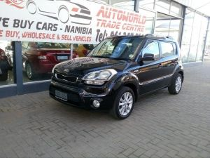 Pre-owned Kia Soul for sale in Namibia