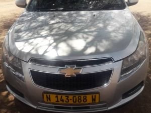 Pre-owned Chevrolet Cruze for sale in Namibia