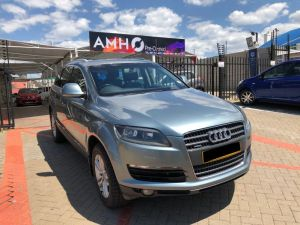 Pre-owned Audi Q7 for sale in Namibia