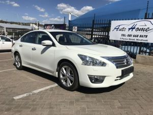 Pre-owned Nissan Teana for sale in Namibia