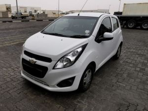 Pre-owned Chevrolet Spark for sale in Namibia