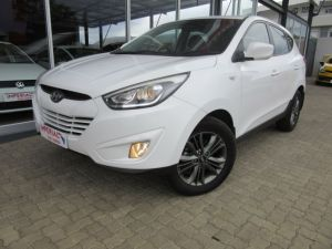 Pre-owned Hyundai ix35 for sale in Namibia
