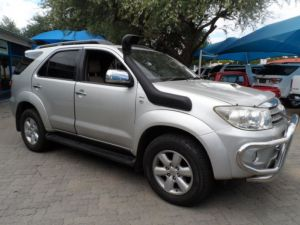 Pre-owned Toyota Fortuner for sale in Namibia