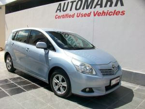 Pre-owned Toyota Verso for sale in Namibia