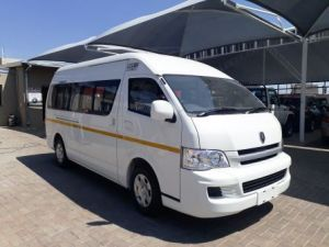 Pre-owned Jinbei Haise for sale in Namibia