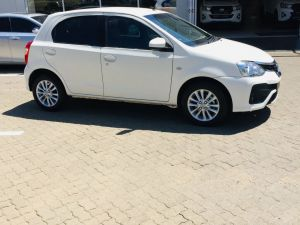 Pre-owned Toyota 2018 for sale in Namibia
