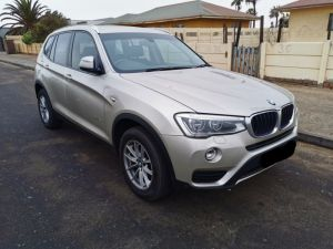 Pre-owned BMW X3 for sale in Namibia