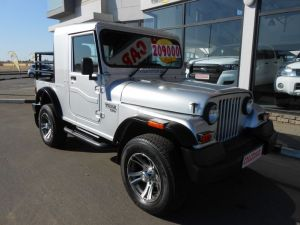 Pre-owned Mahindra Thar for sale in Namibia