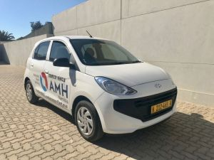 Pre-owned Hyundai Atos for sale in Namibia