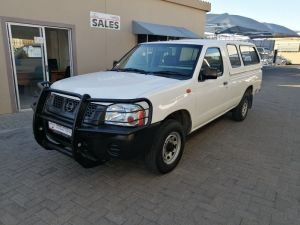 Pre-owned Nissan NP300 for sale in Namibia