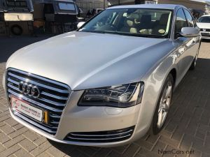 Pre-owned Audi A8 for sale in Namibia