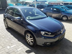 Pre-owned Volkswagen Golf for sale in Namibia