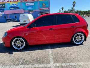 Pre-owned Volkswagen Polo vivo 1.4 for sale in Namibia