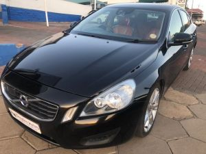 Pre-owned Volvo S60 for sale in Namibia