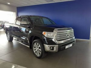 Pre-owned Toyota Tundra for sale in Namibia