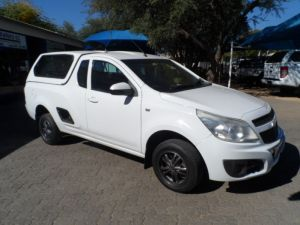 Pre-owned Chevrolet Utility for sale in Namibia