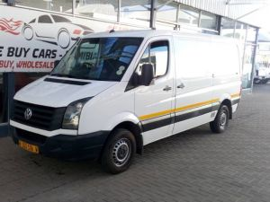 Pre-owned Volkswagen Crafter for sale in Namibia