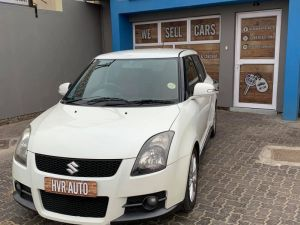 Pre-owned Suzuki Swift for sale in Namibia