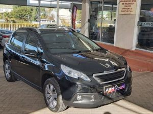 Pre-owned Peugeot 2008 for sale in Namibia