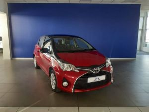 Pre-owned Toyota Yaris for sale in Namibia